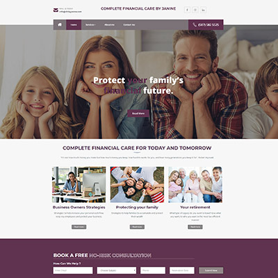 COMPLETE FINANCIAL CARE BY JANINE